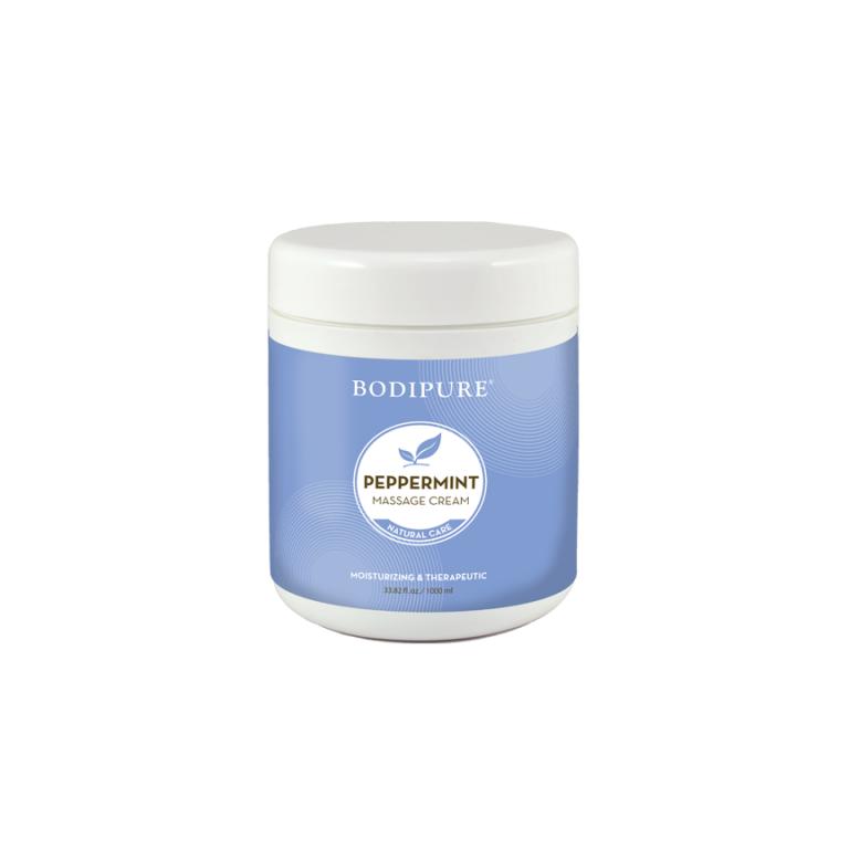 peppermint cream large