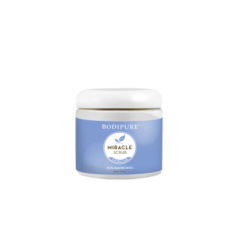 peppermint scrub small