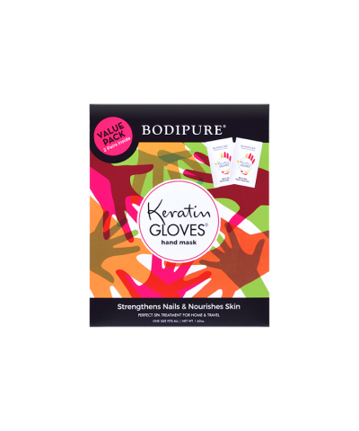Keratin Gloves Double Pack