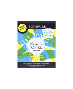 Keratin Socks Double Pack