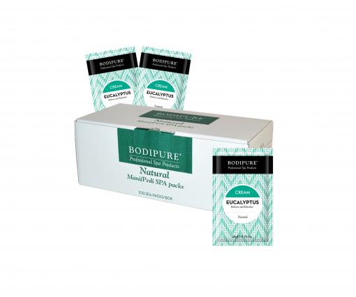eucalyptus – cream 100 pack