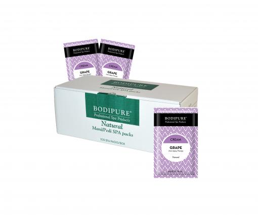 grape – cream 100 pack