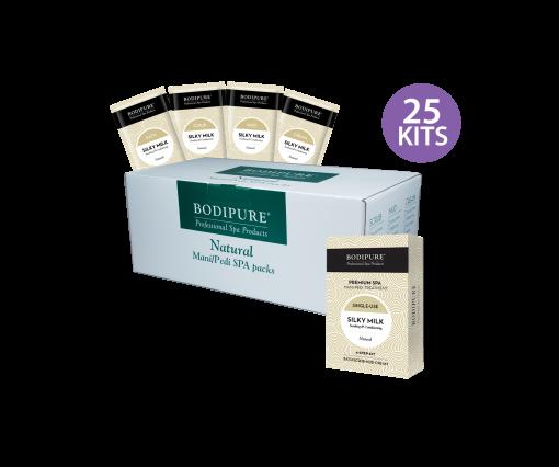 silky milk – 4in1 kit 25 pack