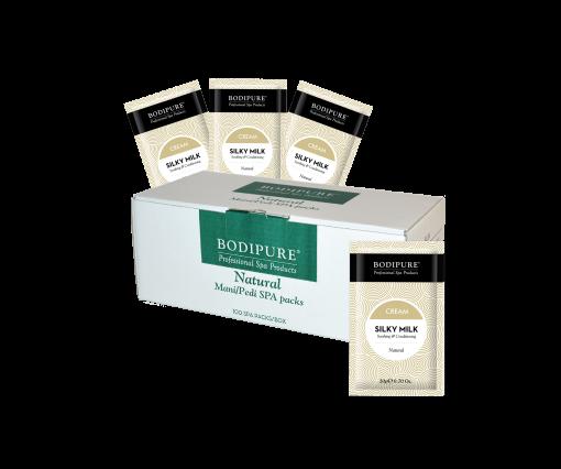 silky milk – cream 100 pack