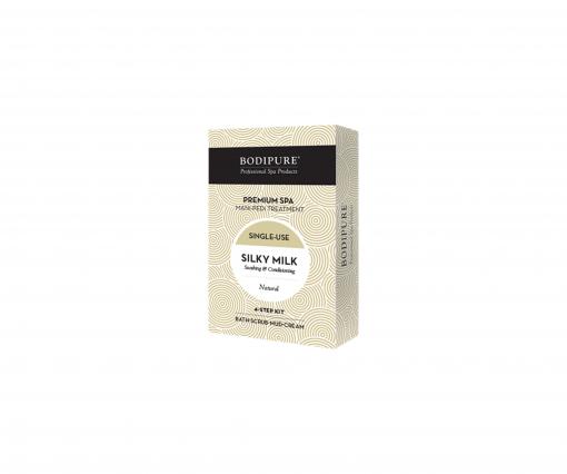 silky milk – single use kit box